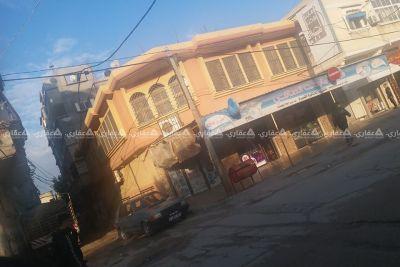 عمارة في حي الامل بجوار مدرسة هارون الرشيد للبيع