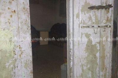 حاصل للبيع مساحه 4ونص ×4ونص موقعه عشارعين