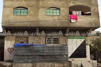 منزل للبيع شمال غزة في بيت لاهيا ، السلاطين