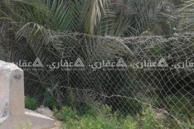 قطعه ارض بدير البلح مساحه 500 متر