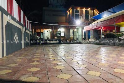 شاليه الديرة مدخل شارع الآثار