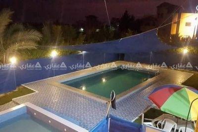 شاليه أغا في دير البلح