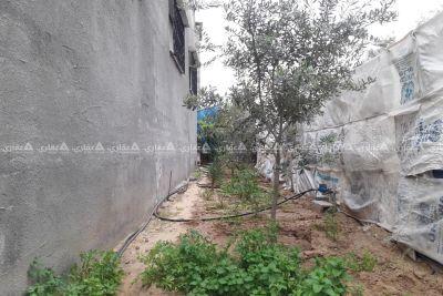 بيت في النصيرات للبيع أو البدل على بيت أو أرض في غزة