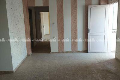 شقة للبيع مساحة 107 متر