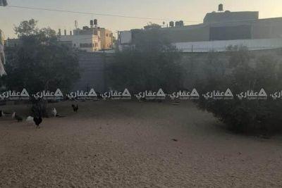 أرض للبيع 500 متر أرض أبوزهري تل السلطان