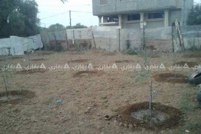 أرض للبيع أو البدل على منزل في غزة