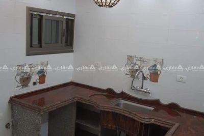 شقة مساحة 110 متر مربع .
