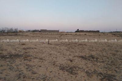 أرض للبيع غرب مدينة حمد