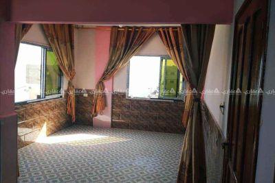 شقة للإيجار بموقع هادئ وإطلالة رائعة
