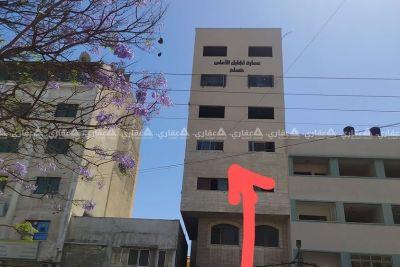 شقة عظم للبيع مقابل سينما النصر