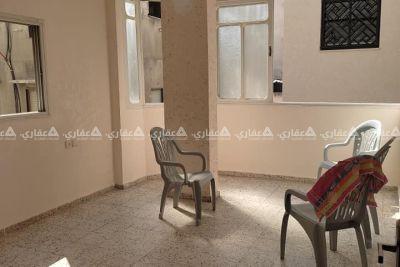 شقة للبيع بجوار بنك فلسطين