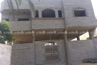 بيت عظم خلف محطة راضي