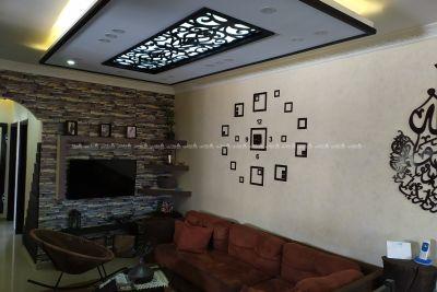 شقة جديدة غير مفروشة قرب سوبر ماركت القدس
