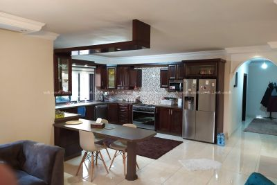 شقة مستقلة مميزة جدا للبيع بسبب السفر