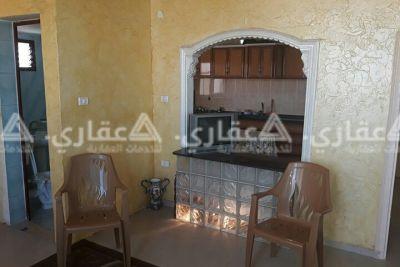 روف للبيع او البدل على شقة في غزة
