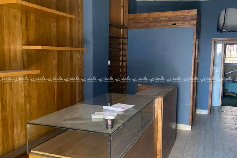 3 محلات للبيع بالخلو في أفضل المواقع التجارية في رام الله