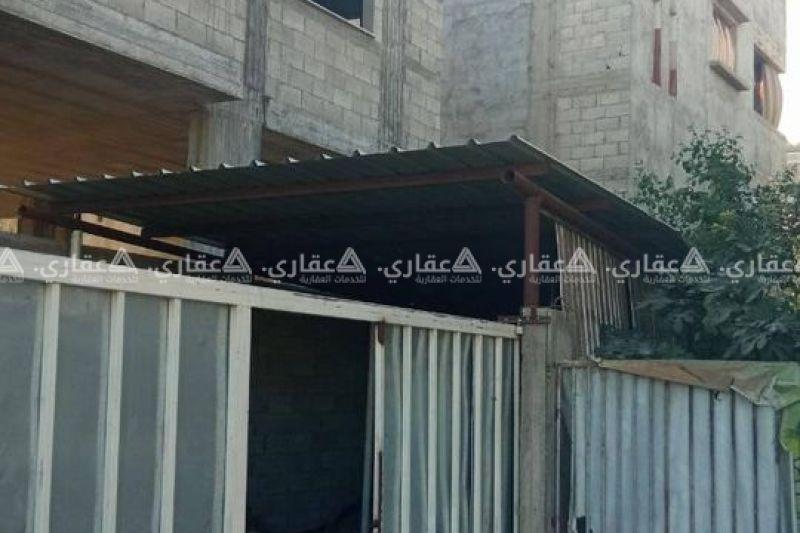 منزل للبيع غرب سوق اليرموك