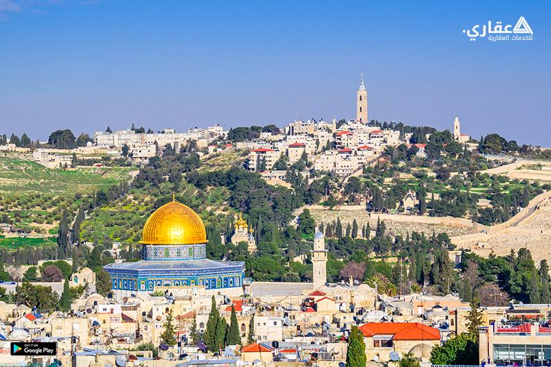 المسجد الأقصى وقبة الصخرة أحد أكثر الأماكن قدسية في مدينة القدس
