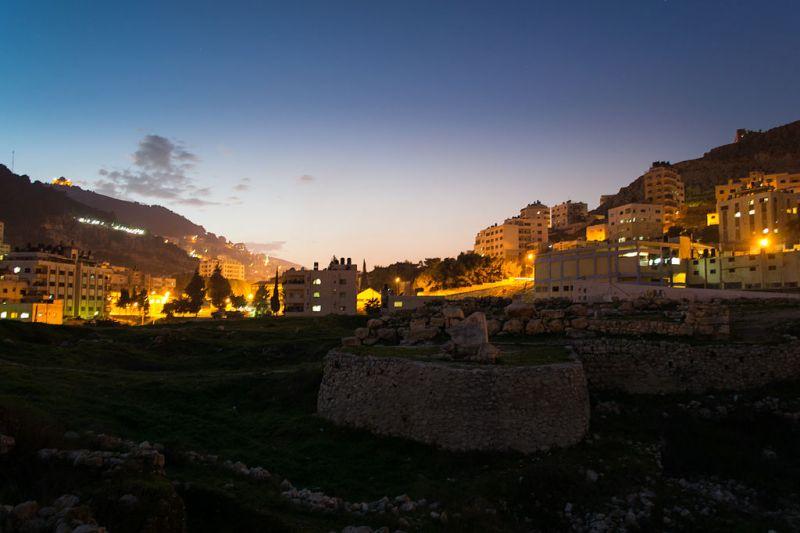 شكيم من أبرز المعالم السياحية والتاريخية في فلسطين