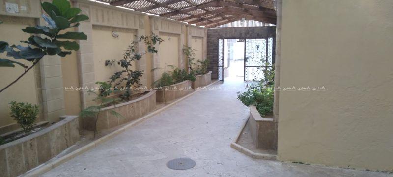 شقة مشطبة  سوبر للبيع خلف شركة جوال